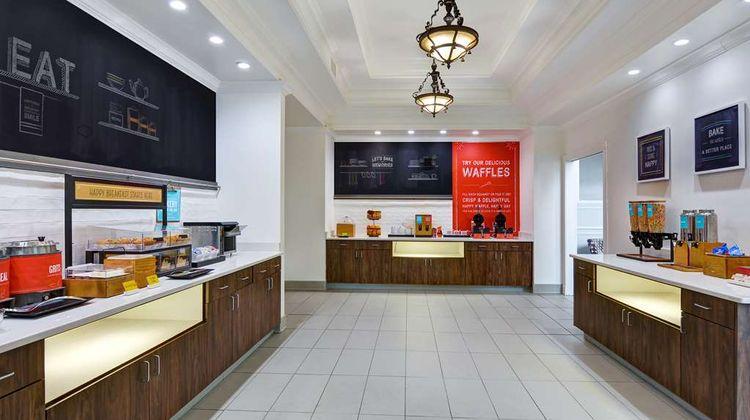Hampton Inn & Suites Restaurant