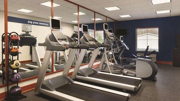 Hampton Inn & Suites Mystic Health