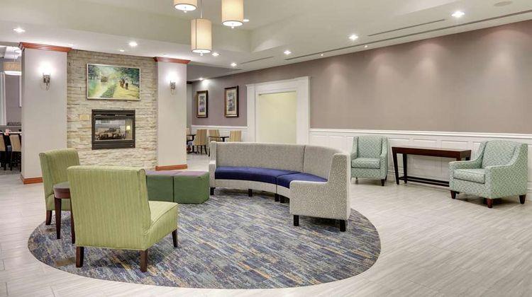 Homewood Suites Hagerstown Lobby