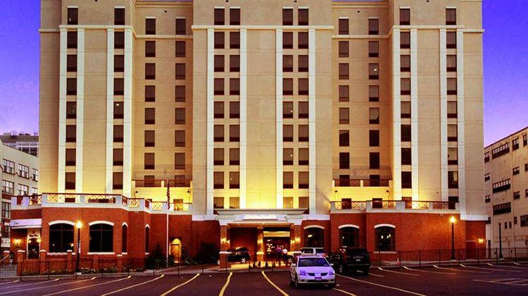 Hampton Inn & Suites Albany-Downtown Exterior