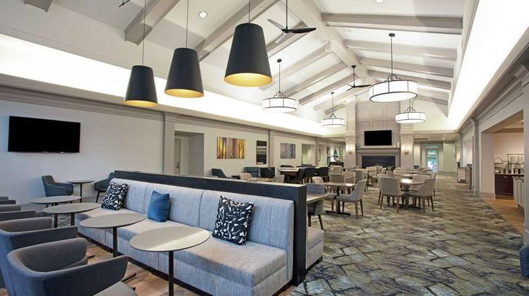Homewood Suites by Hilton-Albany Lobby