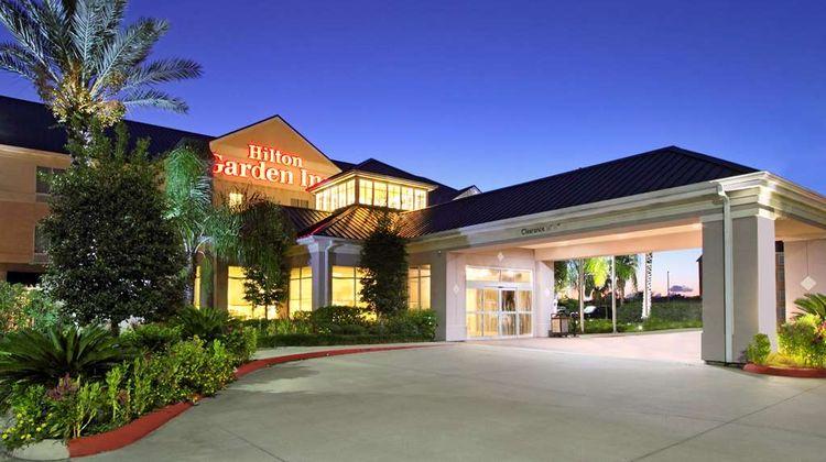 Hilton Garden Inn Beaumont Exterior