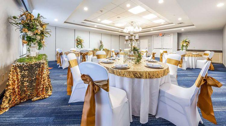 Hilton Garden Inn Beaumont Restaurant