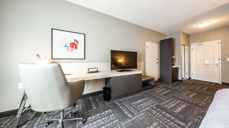 Hilton Garden Inn Beaumont Room