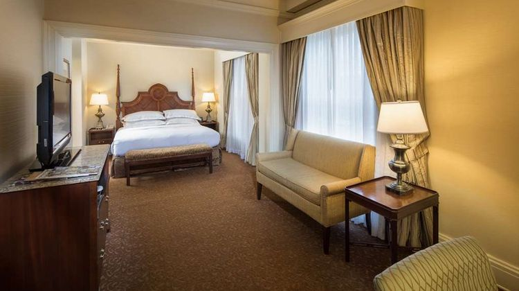 The Seelbach Hilton Louisville Room