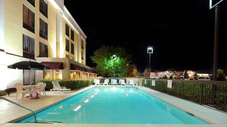 Hampton Inn Spartanburg-North I-85 Pool