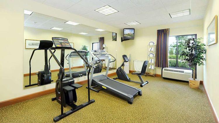 Hampton Inn Spartanburg-North I-85 Health