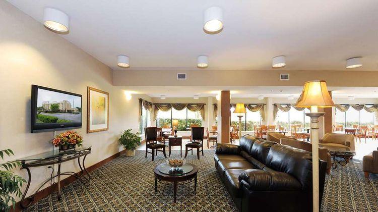 Hampton Inn Spartanburg-North I-85 Lobby