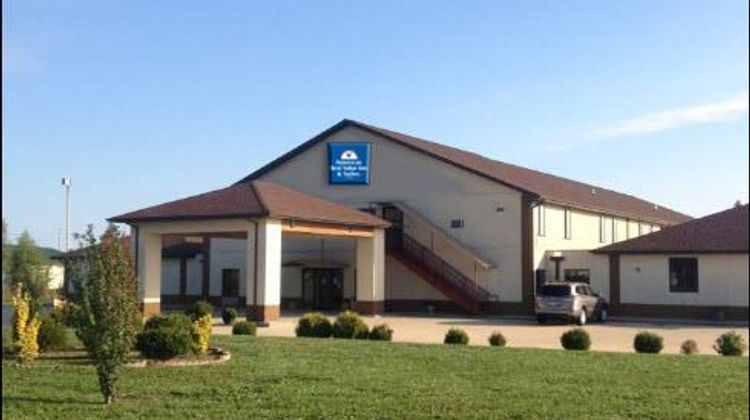 Americas Best Value Inn Pinckneyville Exterior