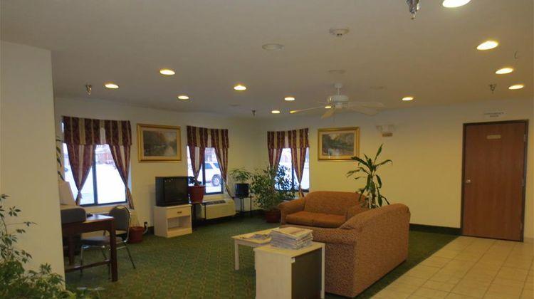 Americas Best Value Inn Pinckneyville Lobby