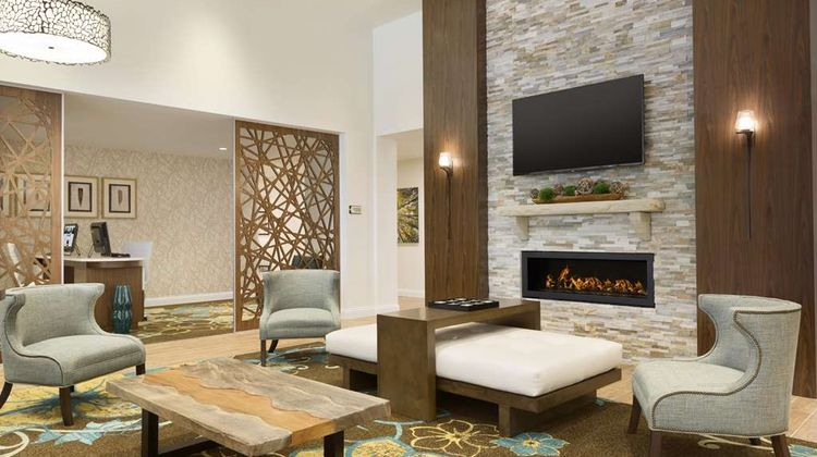 Homewood Suites By Hilton Augusta Lobby