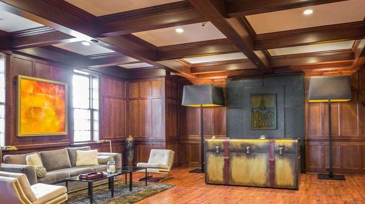 The Delafield Hotel Lobby