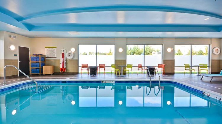 Home2 Suites by Hilton Charles Town Pool