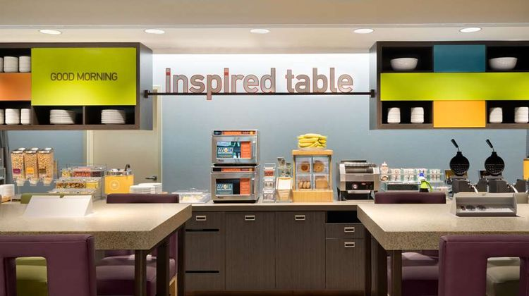 Home2 Suites by Hilton Joliet/Plainfield Restaurant