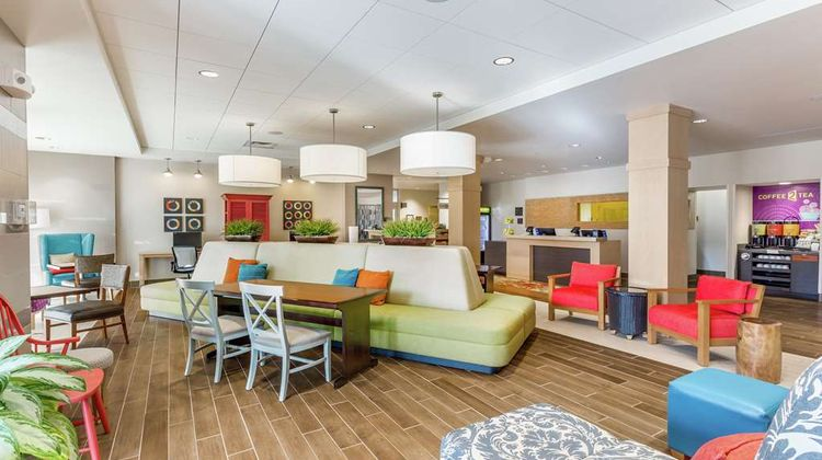 Home2 Suites Albany Airport/Wolf Rd Lobby