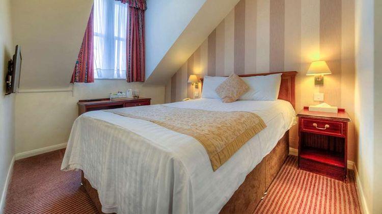 Comfort Inn Birmingham Room
