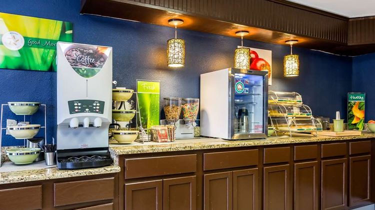 Quality Inn Indianola Restaurant