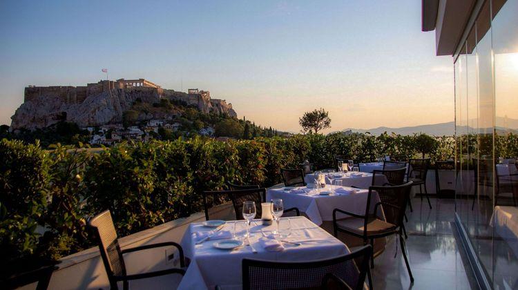 Electra Palace Hotel Athens Restaurant