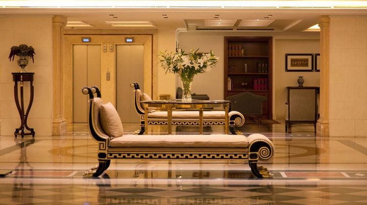 Electra Palace Hotel Athens Lobby