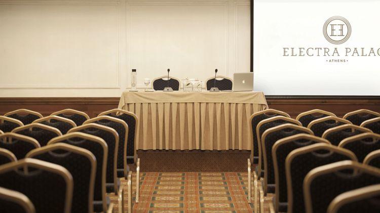 Electra Palace Hotel Athens Meeting