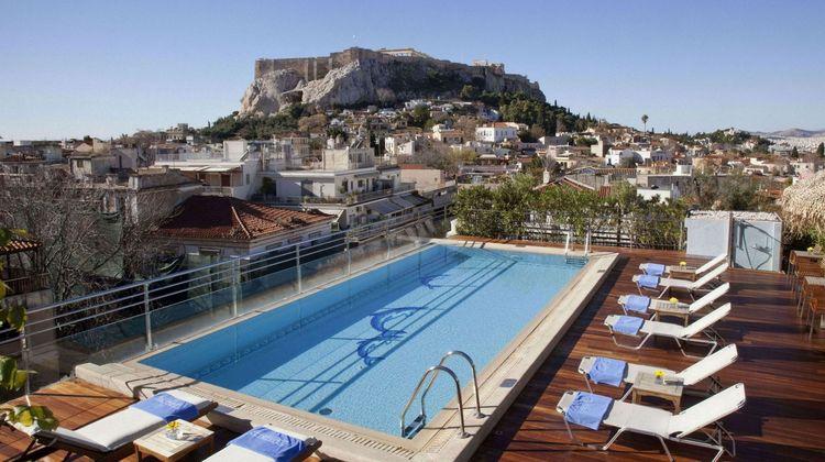 Electra Palace Hotel Athens Pool