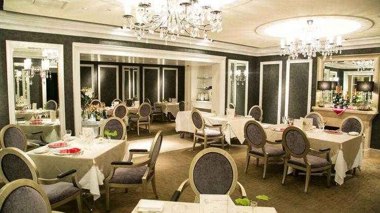 Hotel Nikko Osaka Restaurant