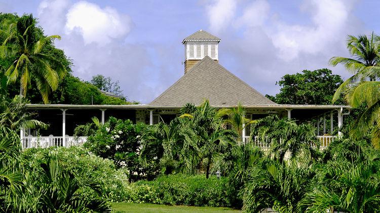 Cotton House Resort Exterior
