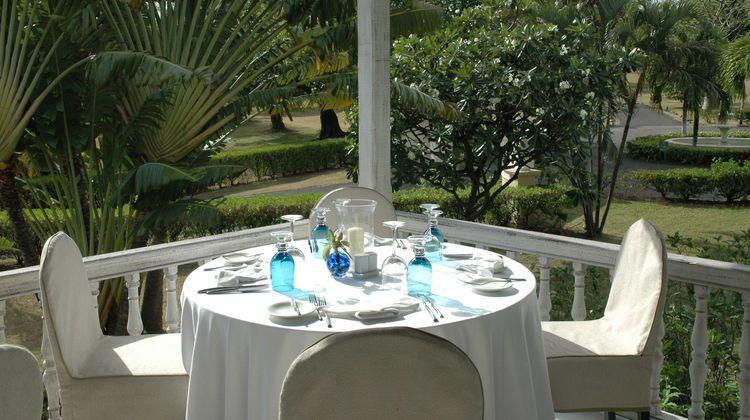 Cotton House Resort Restaurant