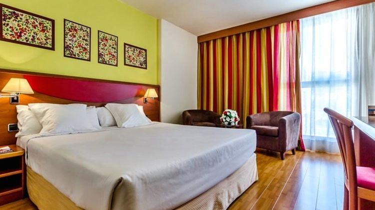 Hotel Alcala Plaza Room