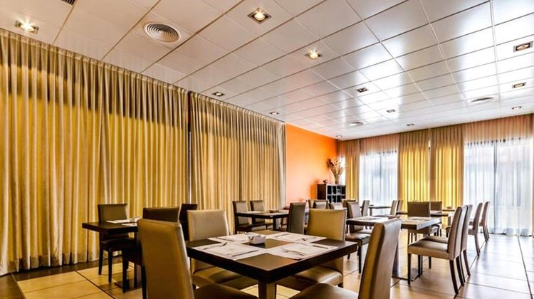 Hotel Alcala Plaza Restaurant