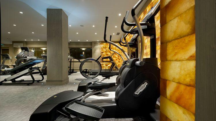 Hotel Le K2 Palace Health Club