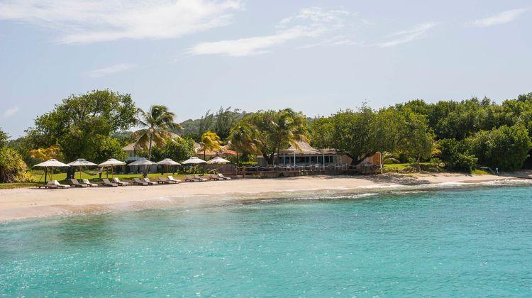 Cotton House Resort Beach