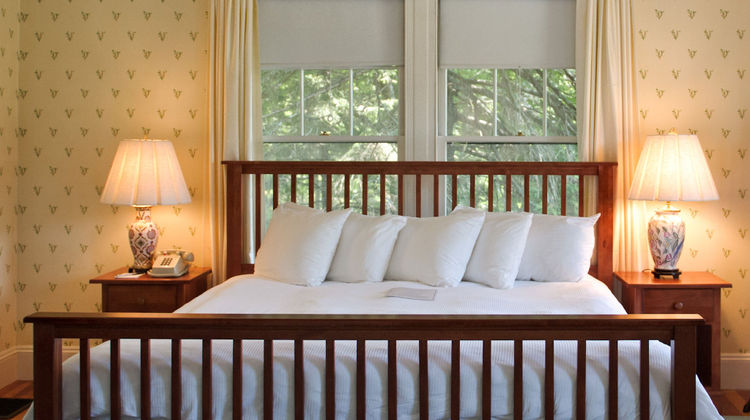 Asticou Inn Room