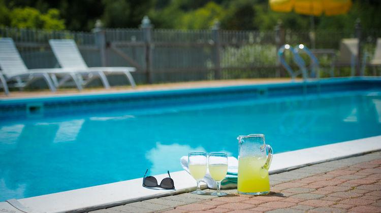 Asticou Inn Pool
