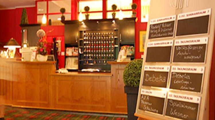 Hotel Grunau Lobby