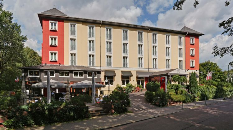 Hotel Grunau Exterior