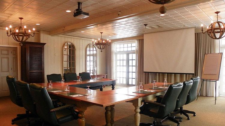 Manoir Hovey Meeting