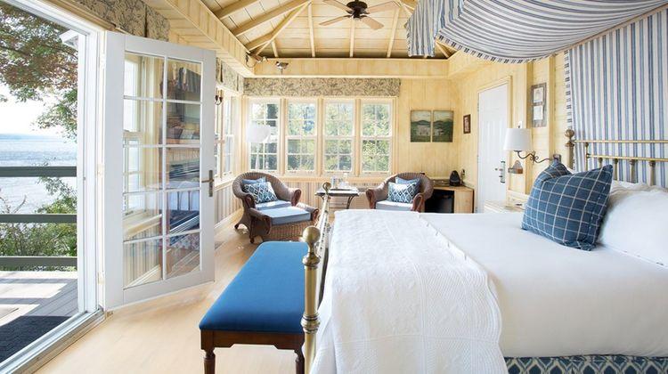 Manoir Hovey Suite