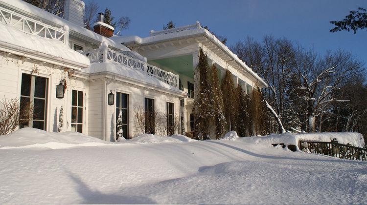 Manoir Hovey Exterior