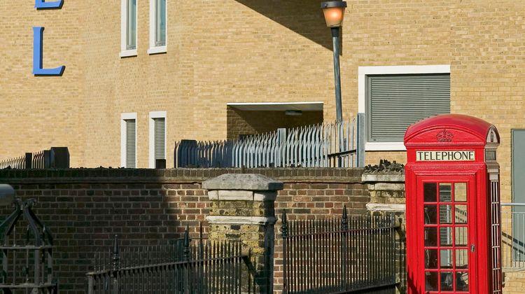 Novotel London Greenwich Exterior