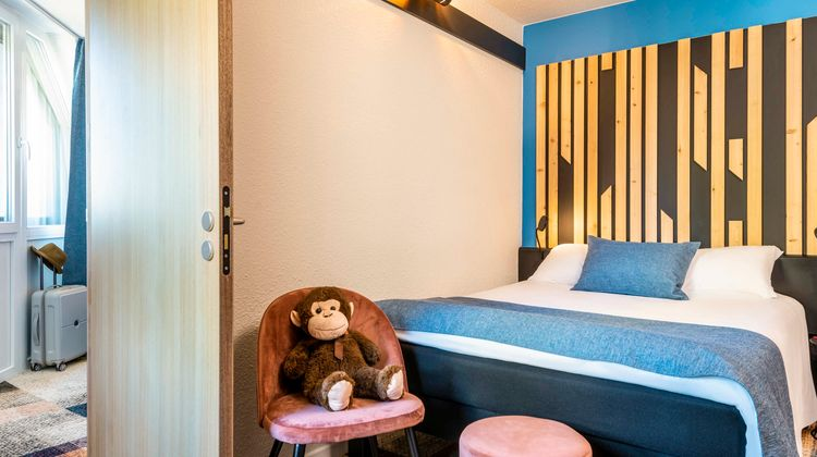 Ibis Styles Boulogne Centre Cathedrale Room