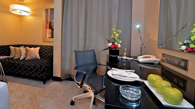 Crowne Plaza Bahrain Room