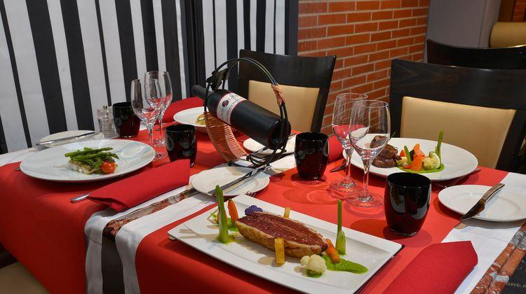 Crowne Plaza Toulouse Restaurant