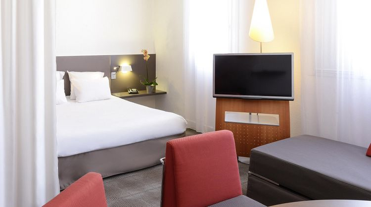 Suite Novotel Clermont Ferrand Polydome Room