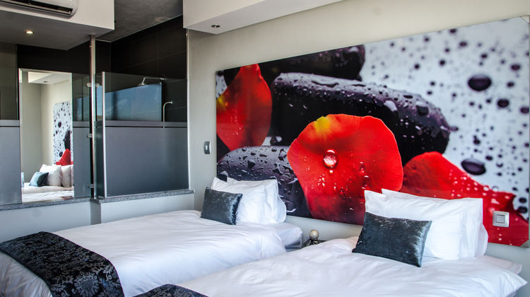 Chill Pepper Boutique Hotel Room