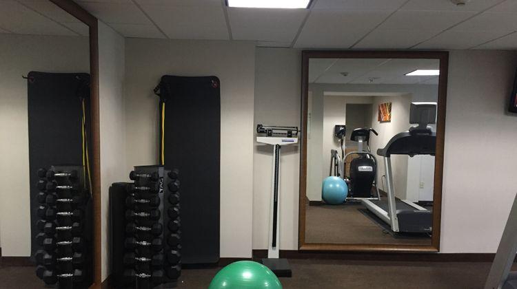 Holiday Inn Danbury Health Club