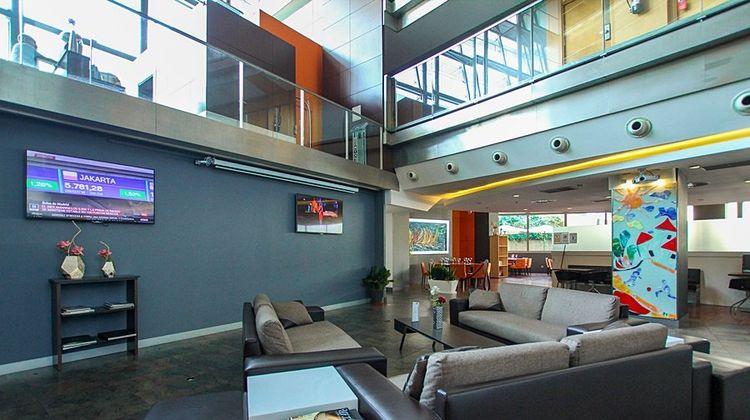 Eurohotel Gran Via Fira Lobby
