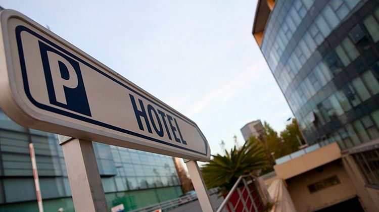 Eurohotel Gran Via Fira Exterior
