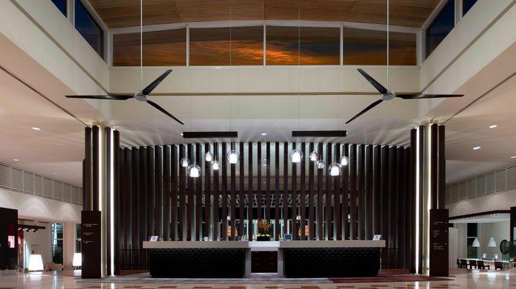 Le Meridien Noumea Resort & Spa Lobby
