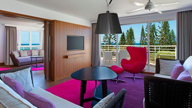 Le Meridien Noumea Resort & Spa Suite